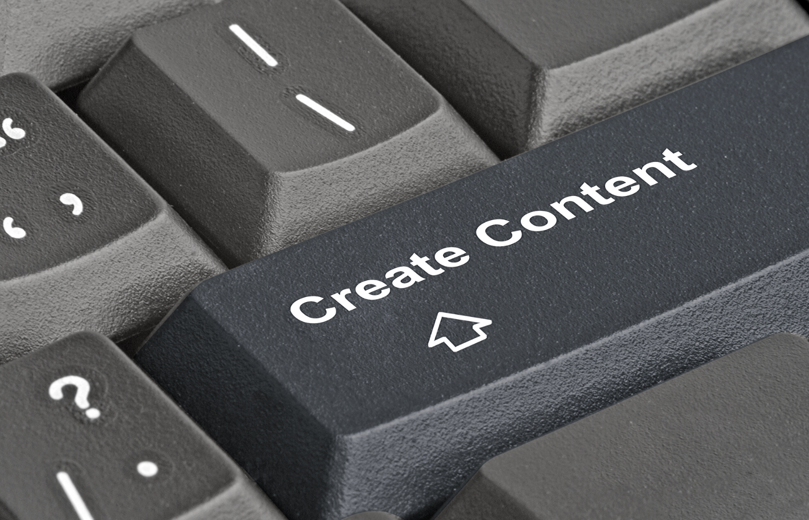 Three Top Tips For Content Creation